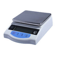 Precision Electronic Analytical Balance Lab Balance Scale Jewelry Kitchen Scales