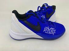 NEW! Nike Youth Boy's Kyrie Flytrap II Basketball Shoes Blu/Blk #AQ3412 81MN tz
