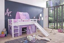 4 tlg. Zubehörset für Hochbetten Spielbetten Kinderbetten Cinderella