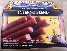 Hi mountain make your own snackin'Sticks inferno blend great for making slim jim
