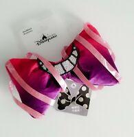 Disney Alice Wonderland Cheshire Cat Interchangeable Minnie Swap Your Bow Ears