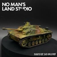 Pro Painted 28mm Bolt Action stug III Warlord Games 1/56 scale ww2