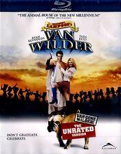 NEW BLU-RAY // National Lampoon Van Wilder // Ryan Reynolds, Tara Reid, Tim Math