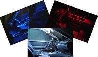 4x Lampen Innenraumbeleuchtung Citroen C-Crosser 01/2009-12/2012 weiss rot blau