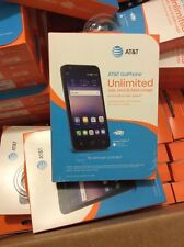 NEW SEALED Alcatel Ideal Prepaid Cell Phone 4G LTE 8GB Smartphone AT&T GoPhone
