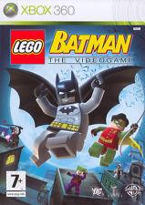 Lego Batman: das Videospiel XBOX 360 Neu und Versiegelt Original Version not Budget
