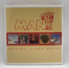 Man Original Album Series 5CD Set (2014)