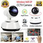 Wireless Pan Tilt 720 P Security Network CCTV IP Camera Night Vision WIFI Webcam