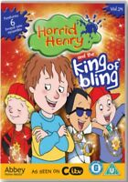 Nuovo Horrid Henry - And The King Of Bling DVD