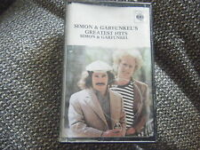 Simon & Garfunkel Greatest Hits RARE Greek Cassette Album