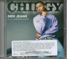 (136Z) Chingy ft. Jermaine Dupri, Dem Jeans - DJ CD