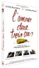 DVD *** L'AMOUR DURE TROIS ANS *** avec Louise Bourgoin   ( neuf sous blister )