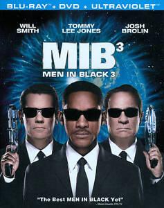 Men in Black 3 (Blu-ray) *DISC ONLY* Read Description