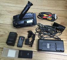 Caméscope vidéo 8 Handycam Sony (en panne)