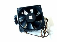 Generic Aluminum CPU Heatsink w/ Fan & Back plate for AMD Socket AM3 Grade A GLP