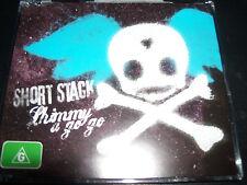 Short Stack Shimmy A Go Go Rare Australian CD Single – Like New