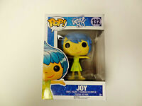 Funko POP Disney Pixar Inside Out Joy Figure #132 NEW DAMAGED BOX