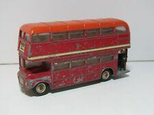 CORGI TOYS No 468 - LONDON ROUTEMASTER - PLAYWORN/RESTORATION PROJECT