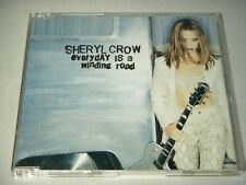 CD SHERYL CROW Single Everyday Is A Winding Road 1997 Japan