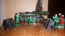 CORGI # GS 908, AMX 30D RECOVERY TANK Set, 1:50 Scale, Die-cast, Mint Condition