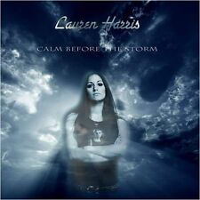 LAUREN HARRIS - Calm Before The Storm CD