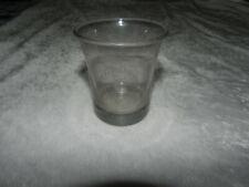 Ancien verre Normand 18 ème siècle monogrammé