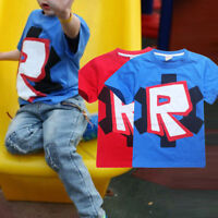 Roblox Stardus Game Short Sleeve Boys Girls T-shirt Tee Tops Shirt Hoodie