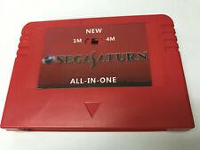 Sega Pseudo Saturn 1M 4M Expansion RAM Card action replay V6.314 FAST SHIP