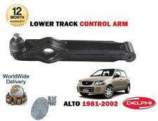 Para Suzuki Alto 0.8 1.0 1981-2002 inferior pista Control Wishbone Brazo + rótula