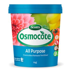 Scotts Osmocote 1kg All Purpose Controlled Release Fertiliser