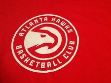 Atlanta Hawks NBA for her adidas ultimate tee size small