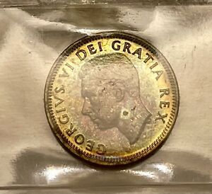 1950 Canada $1 ICCS SP65 With Fabulous Eye Appeal