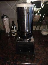 Vintage Osterizer Oster Commercial Bar Mixer Drink Mixer Chrom & Edelstahl