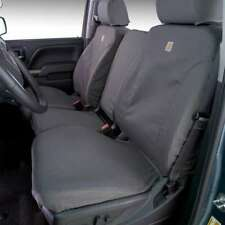 Carhartt Seat Cover Covercraft SSC3439CAGY Chevrolet Silverado GMC Sierra 1500