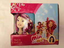 Mia and Me - Tazza in Ceramica Colazione Alta 10cm  -  Nuova