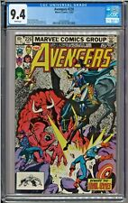 Avengers #226 CGC 9.4 White Pages
