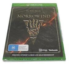The Elders Scrolls Online Morrowind Xbox One *Brand New Sealed*