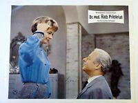 """Kino- Aushangfoto d. Films """"Dr. med. Hiob Prätorius"""" v 1965 - Pulver Signiert(54"""