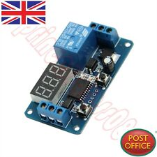 12V Module Digital display LED Home Automation Delay Timer Control Switch