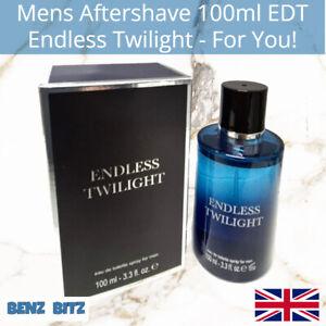 Endless Twilight Mens Aftershave By For You! 100ml EDT Eau De Toilette Spray