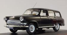 Ist Models 107 Gaz Volga ????? M22 1964 black neu 1:43