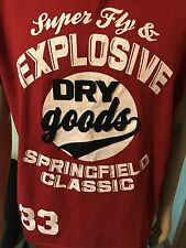 Super Fly And Explosive Dry Goods By Springfield Classic Size XL