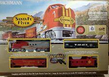 Bachmann Trains Santa Fe Flyer Train Set