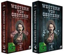 Western von Gestern - Staffel 3+4 - Zwei Boxen (42 Folgen) - Fernsehjuwelen DVD