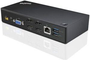 Lenovo ThinkPad  USB-C Ultra Dock  (40A90090US)  90W