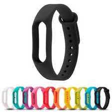 Recambio para pulsera actividad Xiaomi mi Band 2 smartwatch Correa reloj negro