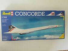 Revell 1/144 Concorde BA