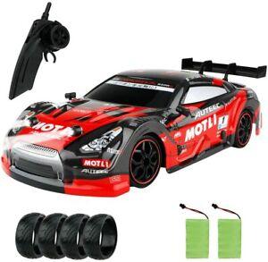 1/16 RC Auto GT Drift Car RC Sport Rennwagen Hochgeschwindigkeits Drift Fahrzeug