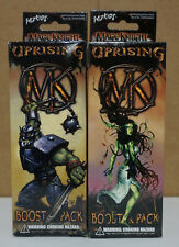 Mage Knight Uprising 4Booster Pack Bundle (6 boosters)