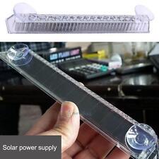21cm 16 LED Car Solar Driving Warning Light Anti-theft Emergency Flashing Strobe
